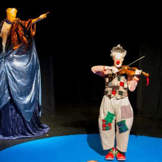 Clown fidelidad & Das Fidele Matuya Theater